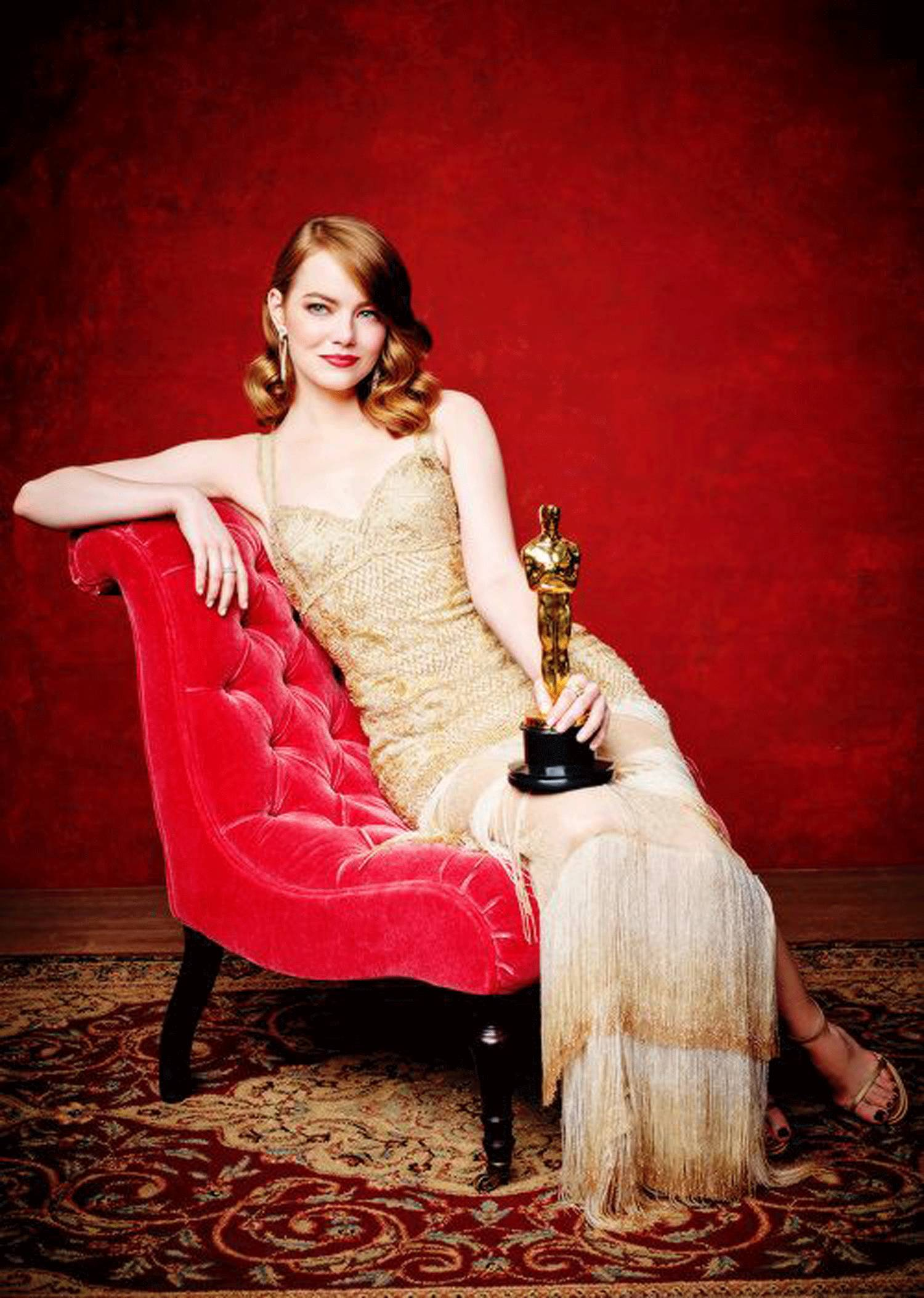 nữ diễn viên Emma Stone