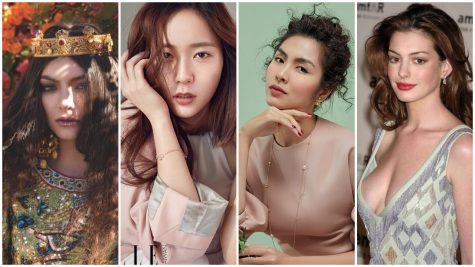 11 nữ ngôi sao cung Thần Nông khả ái của thế giới