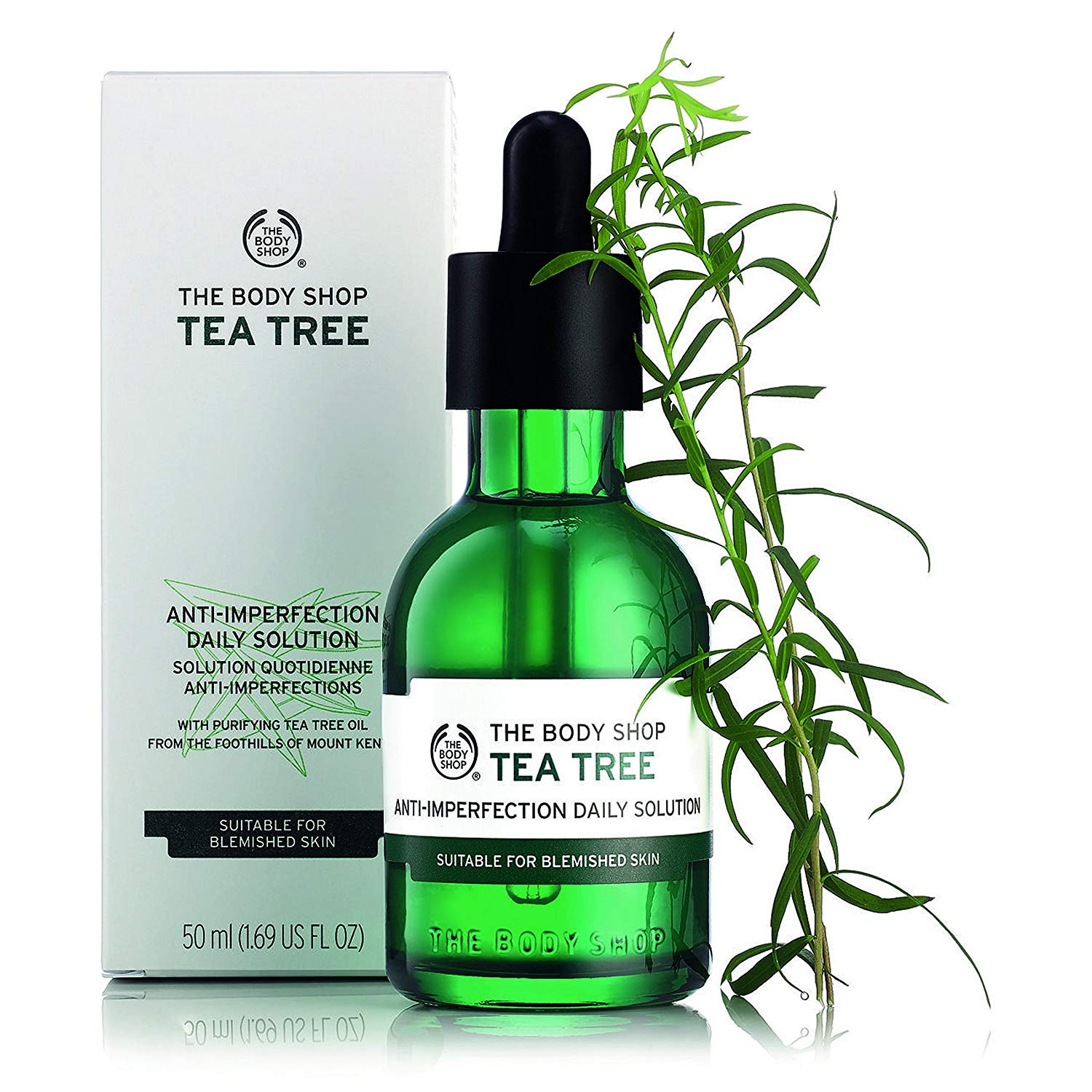 Serum Tea Tree Anti Imperfection Daily Solution