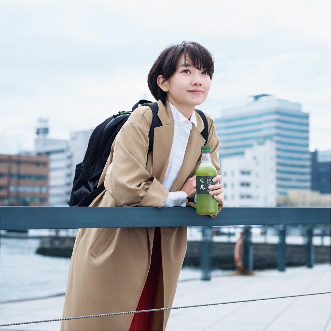 diễn viên nhật - haru dễ thương