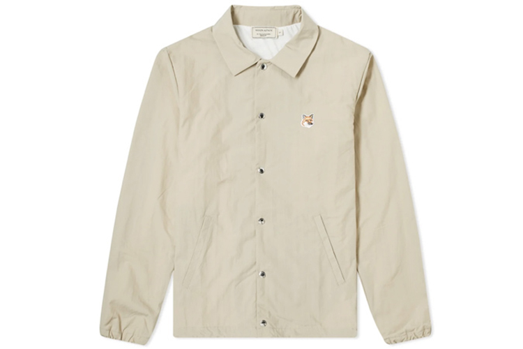maison kitsune-coach jacket-elle man-1119
