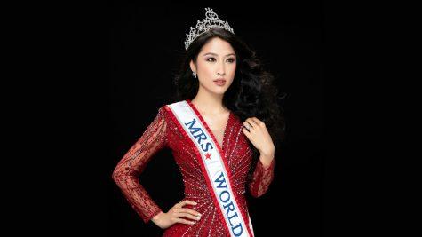 Jennifer Lê - Hoa hậu Quý bà Thế giới người Việt đầu tiên
