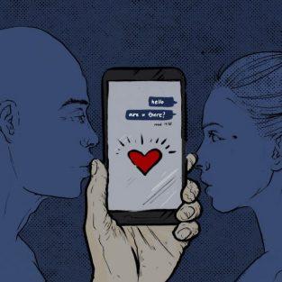 Để kết thúc mối quan hệ, xin đừng im lặng và biến mất!