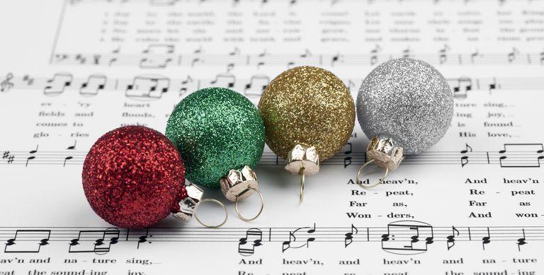 Danh sách nhạc Giáng Sinh