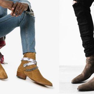 """Jodhpur Boots - Làn gió """"lạ mà quen"""" của thế giới giày bốt nam"""