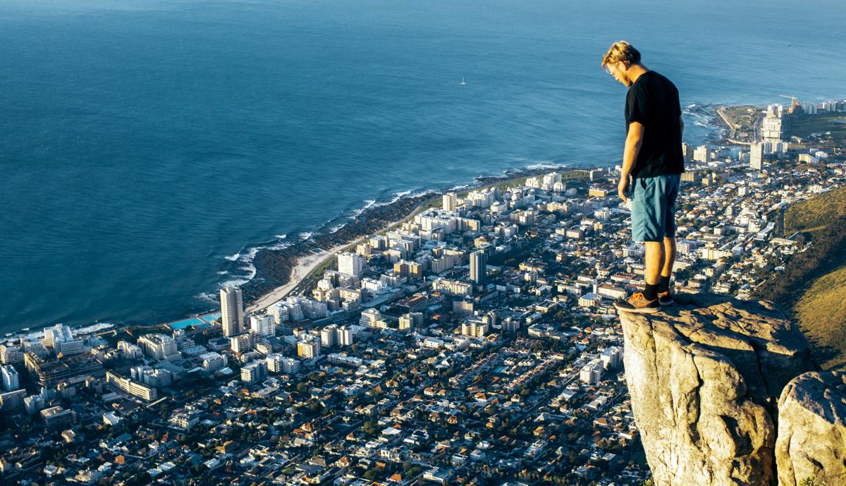 thành phố Cape Town tại Nam Phi