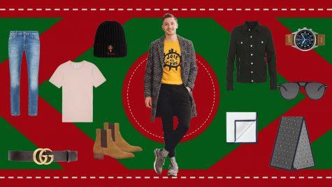 ELLE Man Style Calendar: Gợi ý phối trang phục Giáng Sinh thời thượng