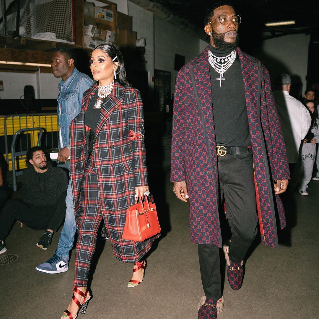 rapper Gucci Mane - sao mặc đẹp tuần cuối tháng 11