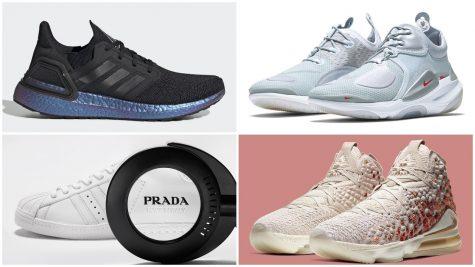 5 phát hành giày thể thao ấn tượng sắp ra mắt (2-9/12/2019)