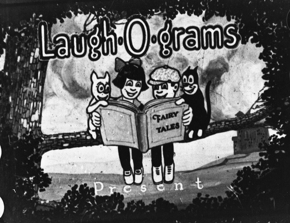 laugh o grams