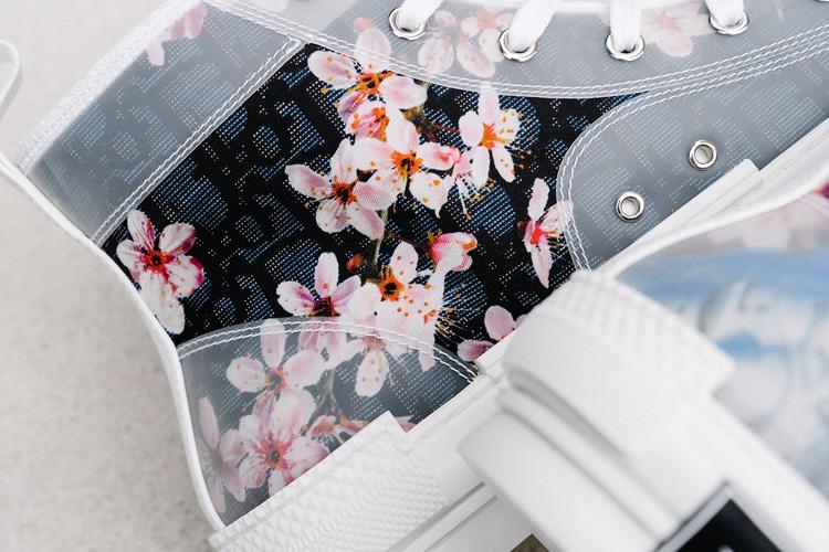 Hajime Sorayama x Dior B23 5-thiet ke giay-elleman-1219