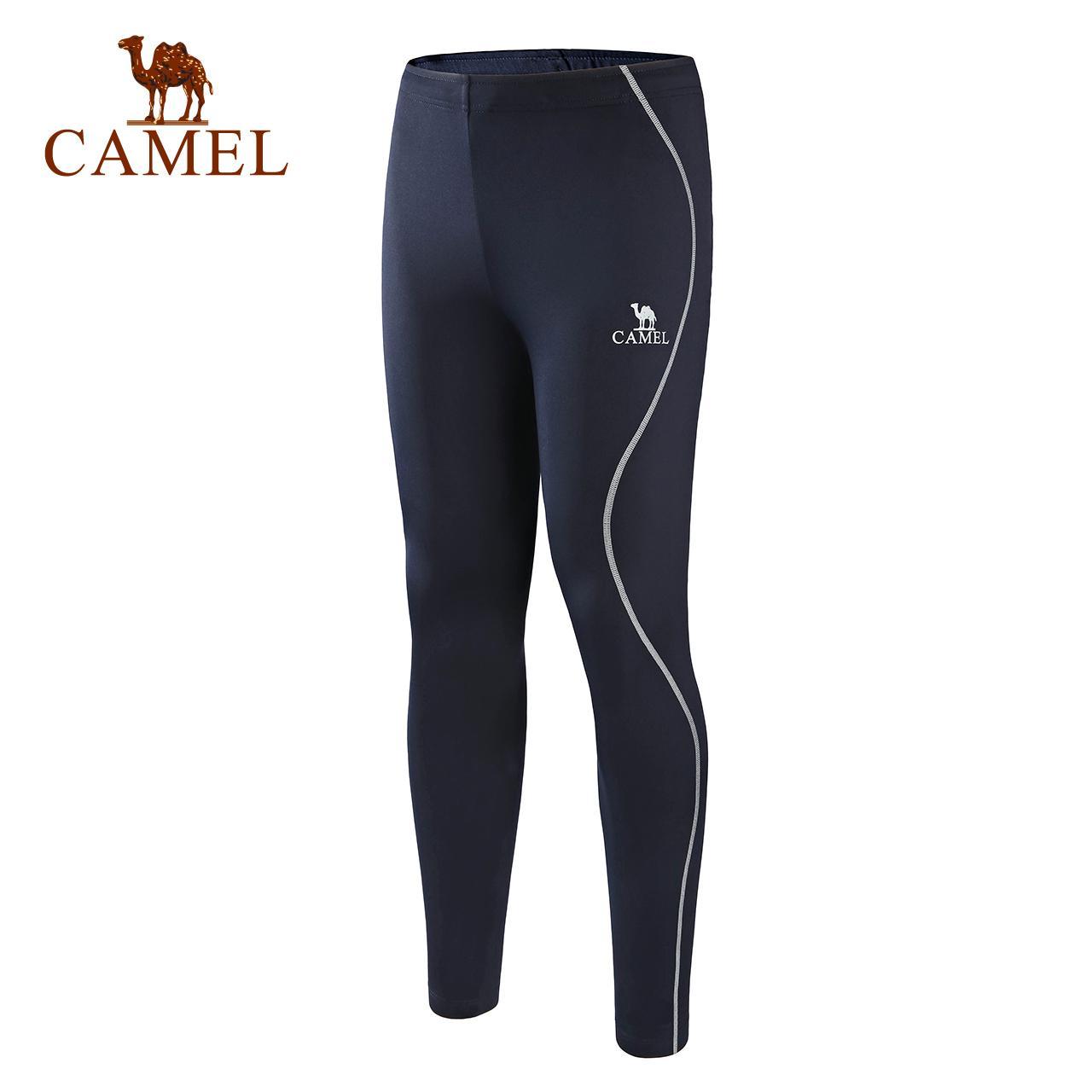 Quần legging chạy bộ dành cho nam Camel