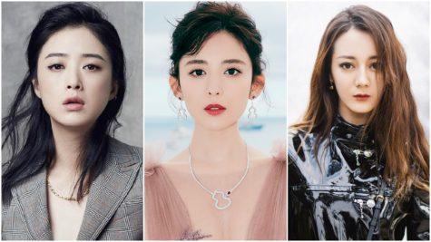 Top 7 mỹ nhân Tân Cương xinh đẹp và tài năng 2019