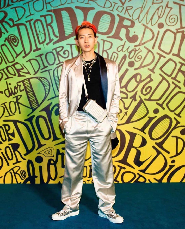 nam ca sĩ Jay Park - sao mặc đẹp tuần 1 tháng 12