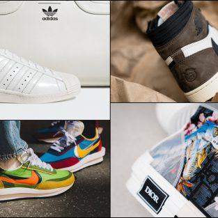 15 thiết kế giày thể thao biểu tượng nhất 2019 (P.1)