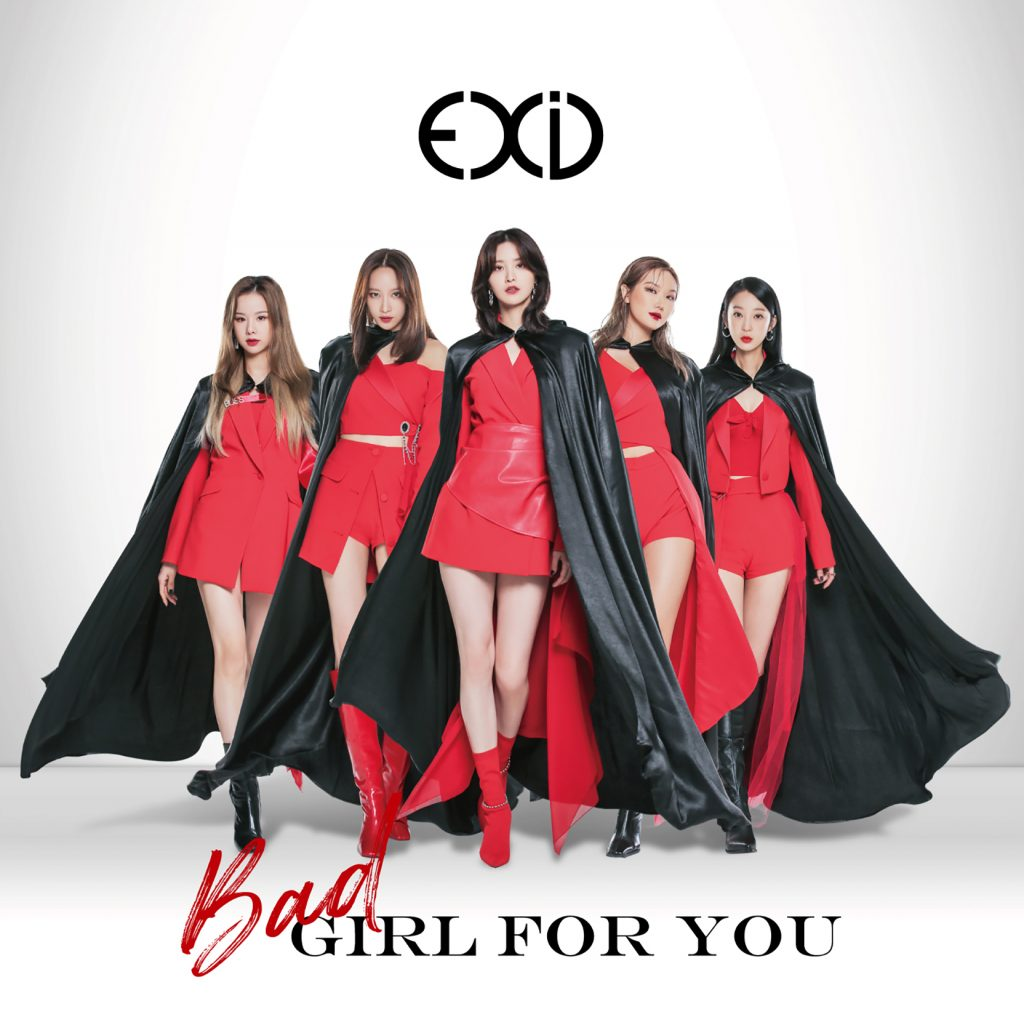 exid bad girl for you