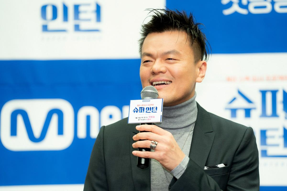 ceo park jin young jyp