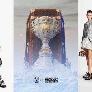 Chiêm ngưỡng các thiết kế trong BST Liên Minh Huyền Thoại của Louis Vuitton