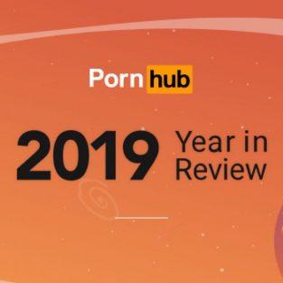 Web phim người lớn Pornhub tổng hợp dữ liệu thú vị của năm 2019