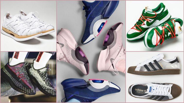 5 phát hành giày thể thao ấn tượng sắp ra mắt (15-/22/12/2019)