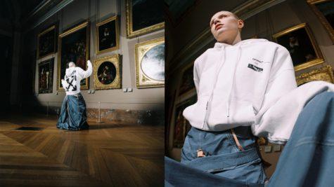 Off-White kết hợp với Bảo tàng Louvre ra mắt BST Capsule vinh danh Leonardo da Vinci
