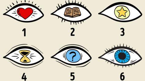 Trắc nghiệm hình ảnh: Tìm hiểu bản chất từ con mắt bạn chọn