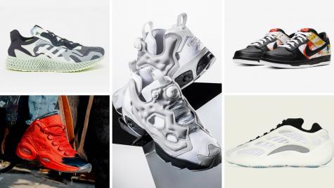 5 phát hành giày thể thao ấn tượng sắp ra mắt (22-/29/12/2019)