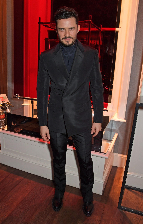 diễn viên Orlando Bloom - sao nam mặc đẹp