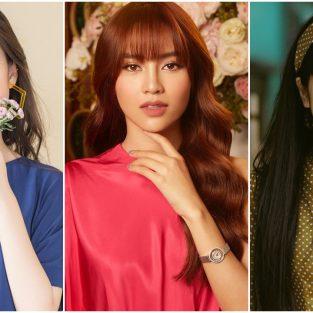 Top 9 nữ diễn viên Việt Nam được săn đón nhất năm 2019