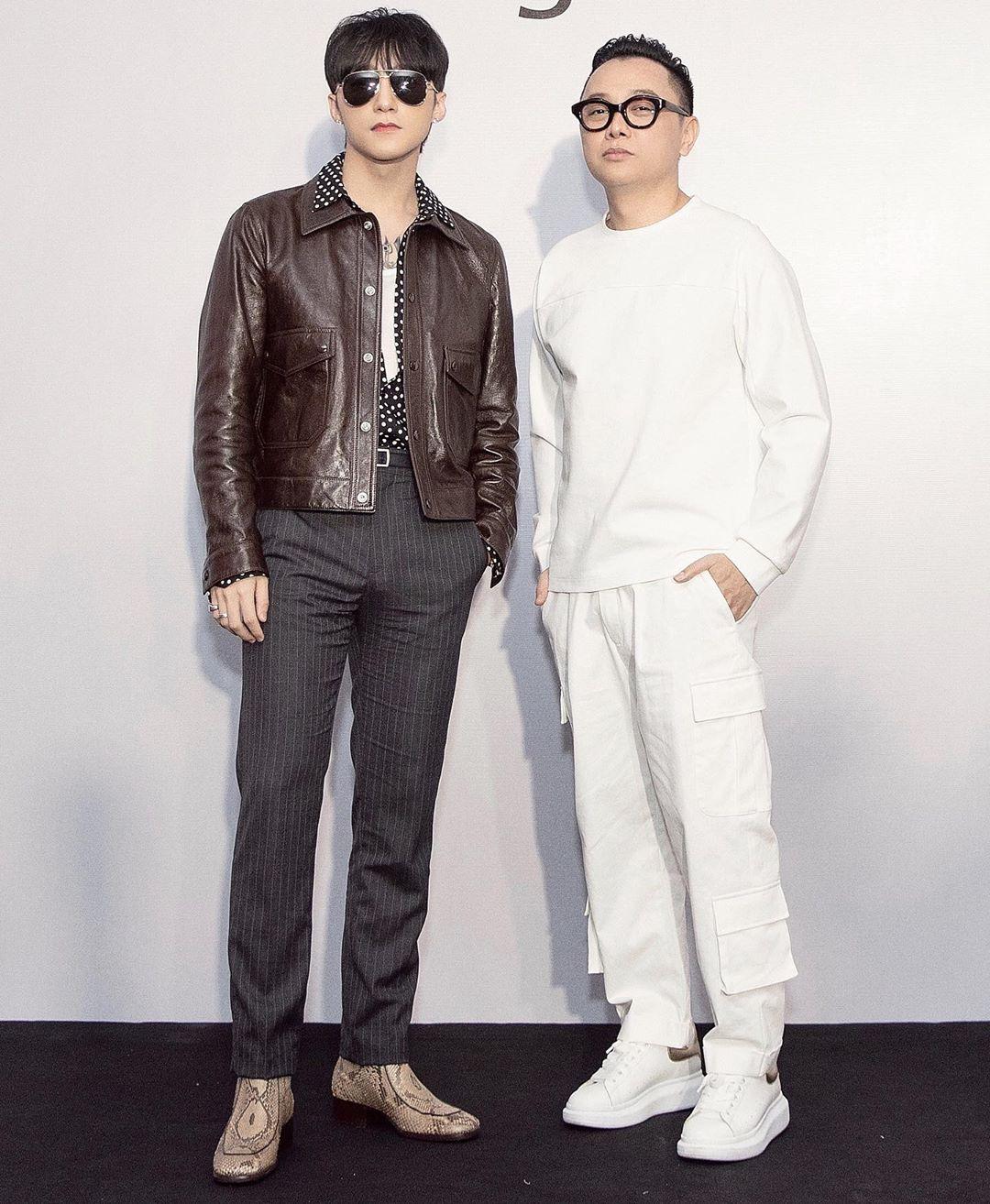 ca sĩ Sơn Tùng MTP - sao nam mặc đẹp