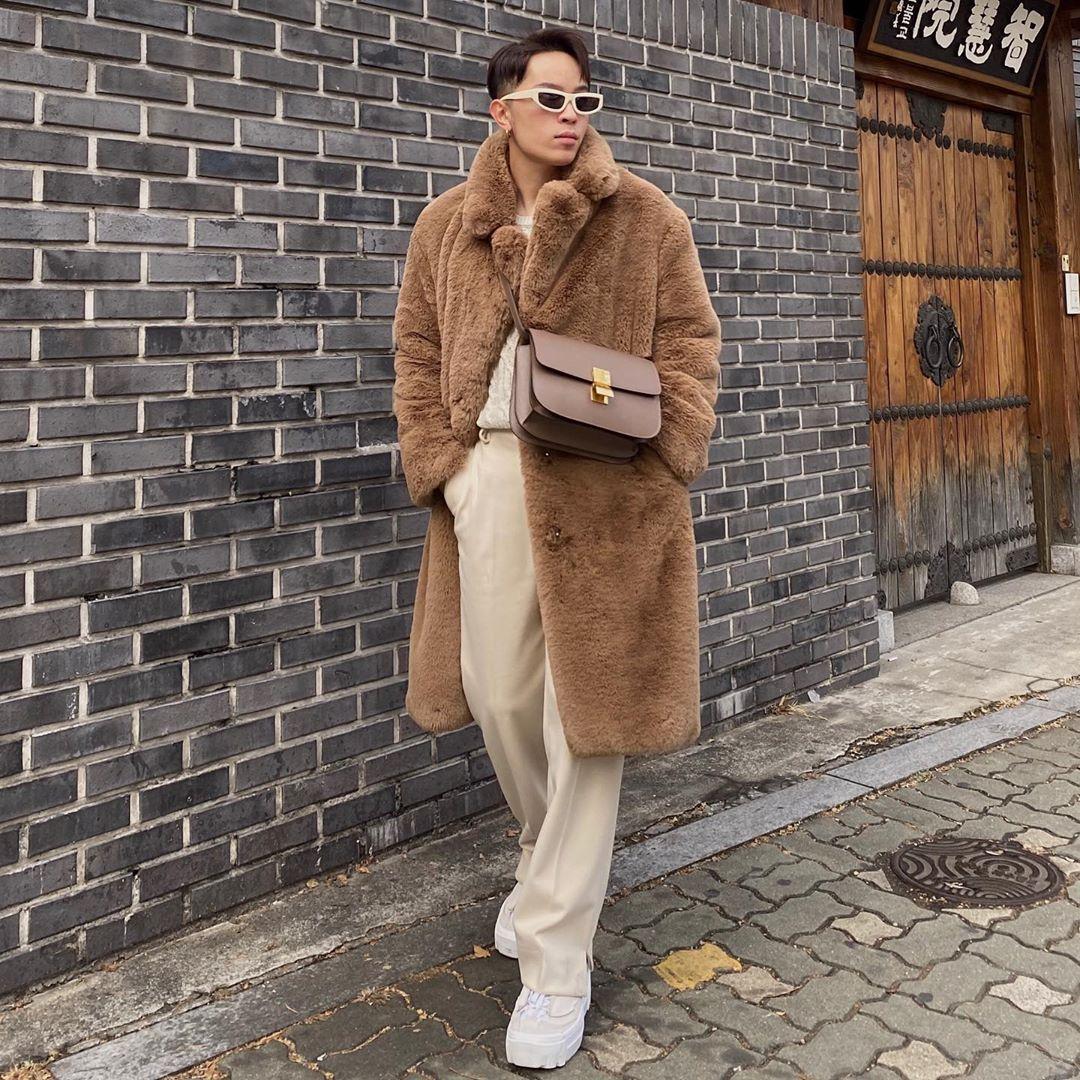 fashionisto Kelbin Lei