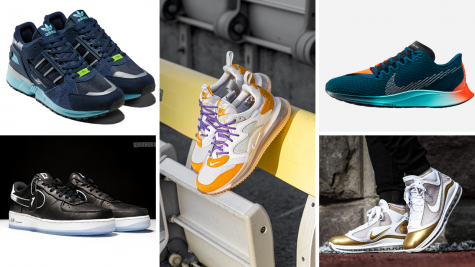 5 phát hành giày thể thao ấn tượng sắp ra mắt (28/12-4/1/2020)