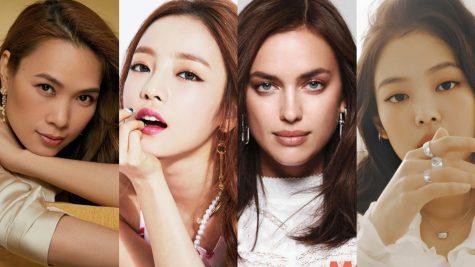 13 sao nữ cung Ma Kết xinh đẹp và tài giỏi