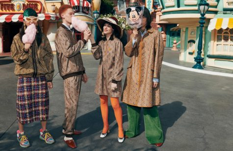 Gucci và Disney 'bắt tay' trong bộ sưu tập chào mừng Canh Tý 2020