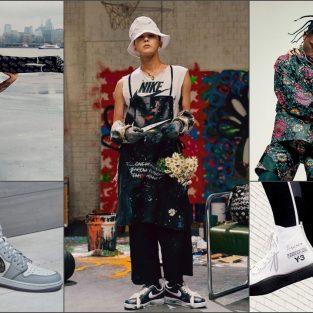 Thời trang cao cấp và cuộc chơi sportswear