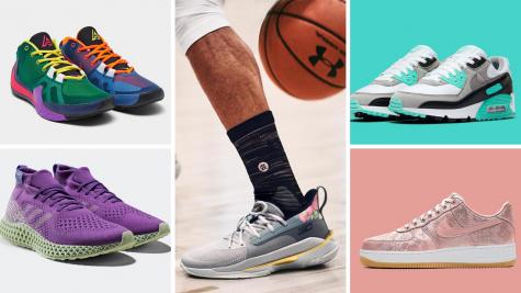 5 phát hành giày thể thao ấn tượng sắp ra mắt (5/1- 12/1/2020)