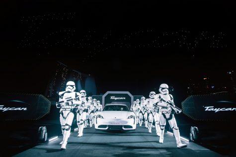 Porsche ra mắt siêu xe Taycan thuần điện tại Châu Á - Thái Bình Dương