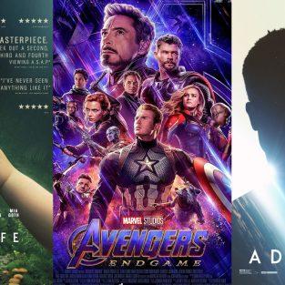 13 phim khoa học viễn tưởng - hành động đáng xem nhất 2019