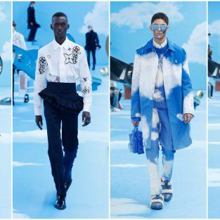 BST Louis Vuitton Men Thu-Đông 2020/21: Hành trình trở về thời niên thiếu của những gã trai hiện đại