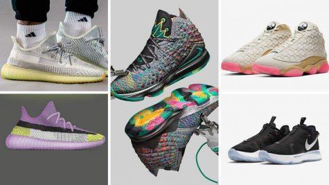 5 phát hành giày thể thao ấn tượng sắp ra mắt (20 - 27/1/2020)