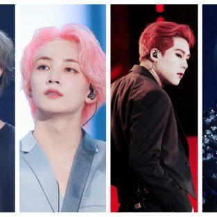 10 gợi ý màu tóc nhuộm thời thượng từ các idol Kpop cho năm 2020