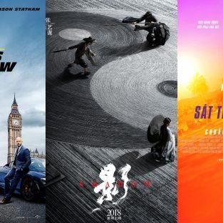 8 tựa phim hành động hay nhất năm 2019