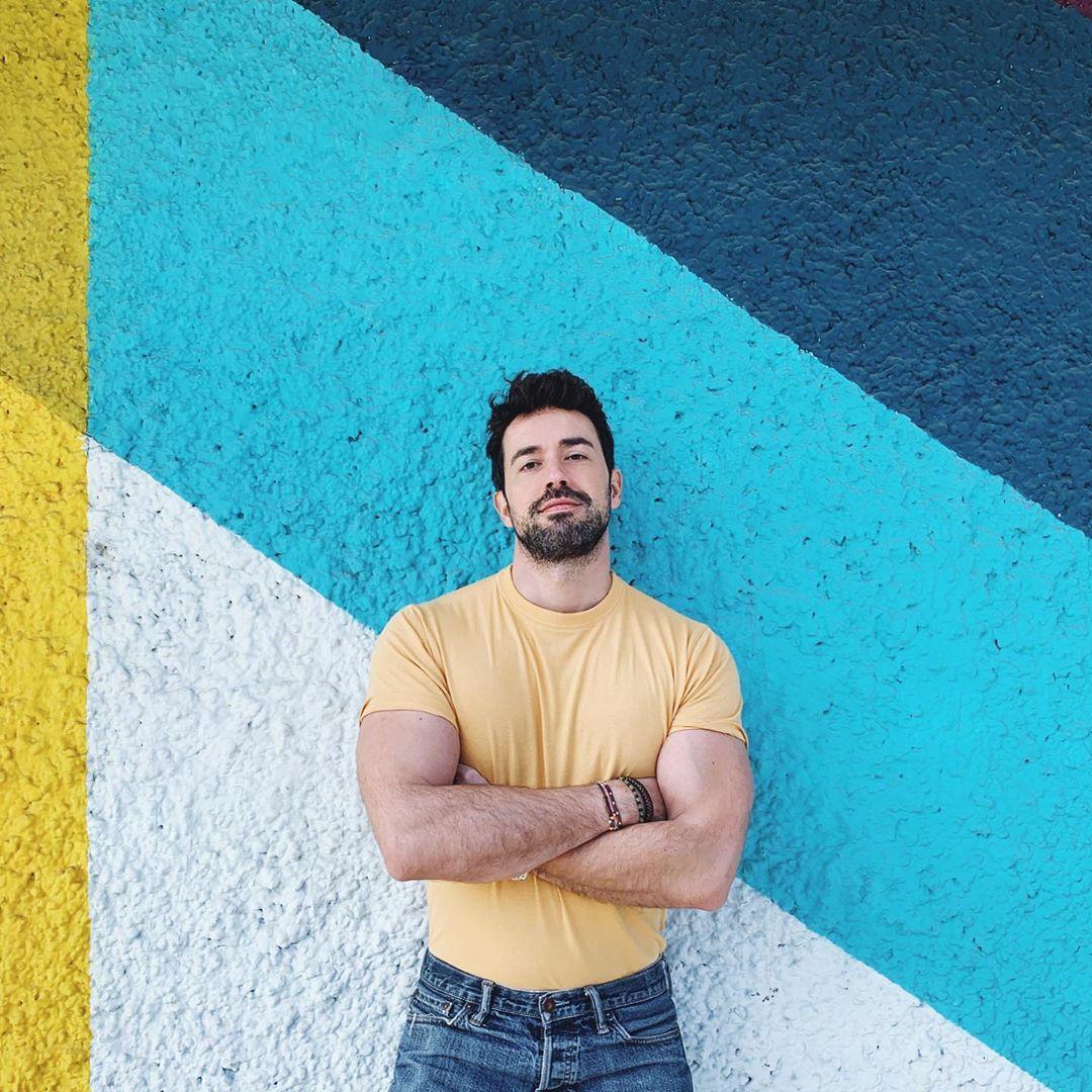 quần áo màu pastel - luisito