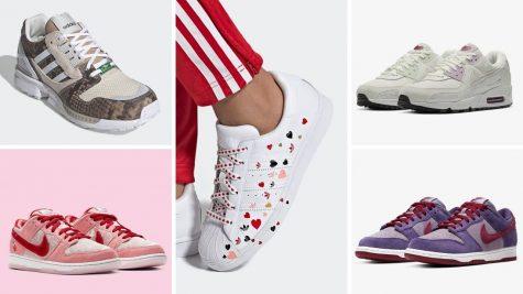 5 phát hành giày thể thao ấn tượng sắp ra mắt (2-9/2/2020)