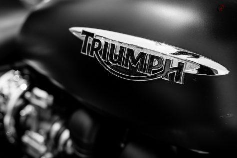 Ý nghĩa logo thương hiệu - Phần 35: Triumph