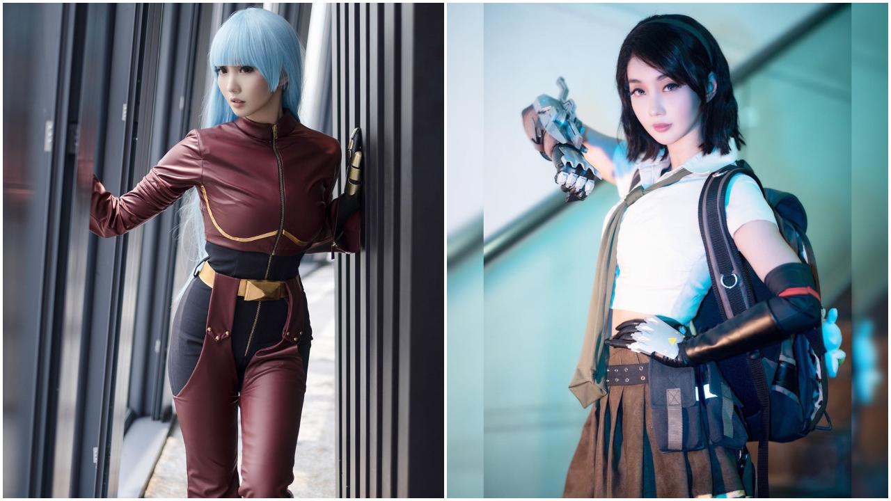 nữ cosplay - alodia xinh đẹp