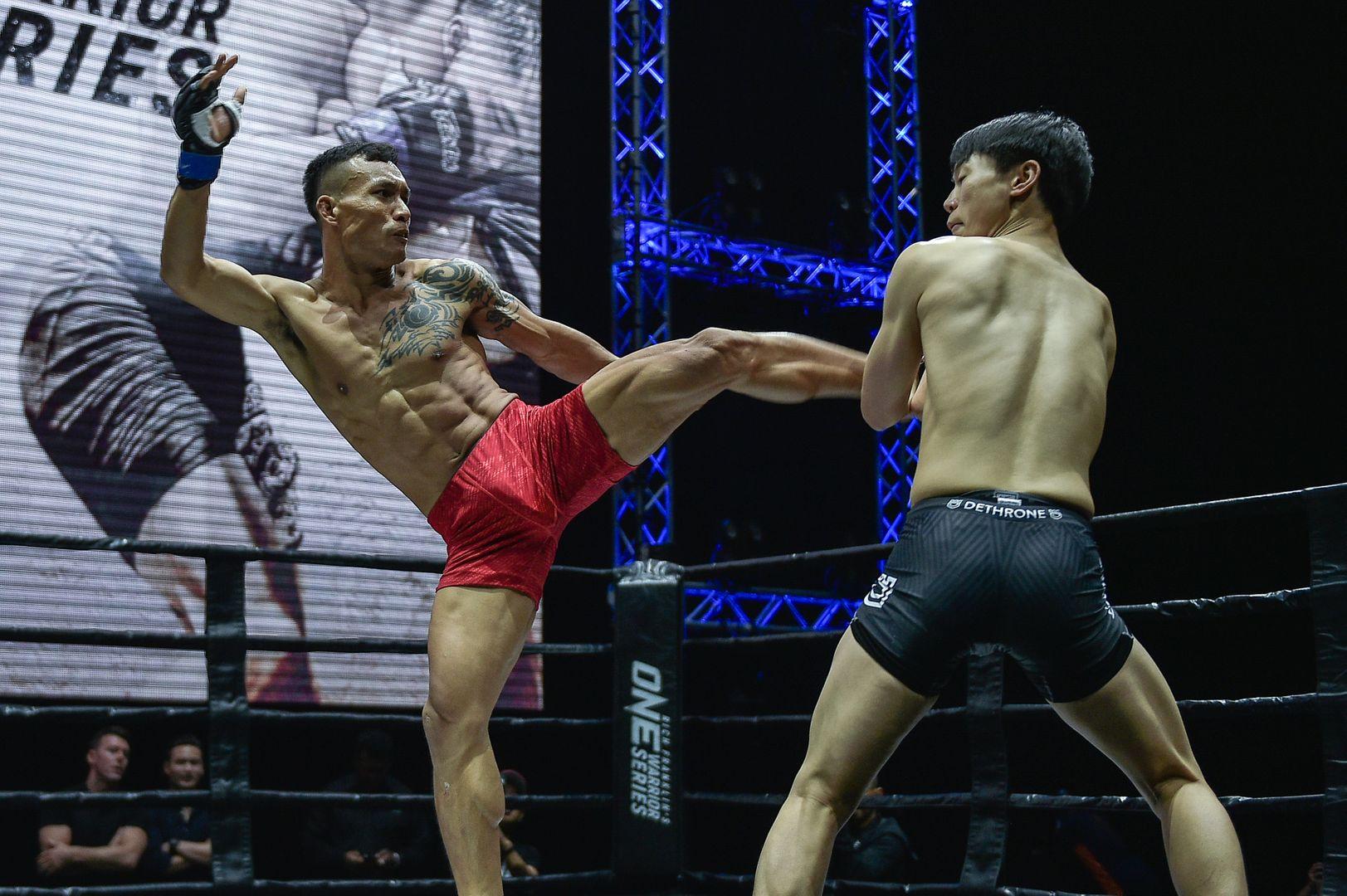 nam võ sĩ Việt Nam