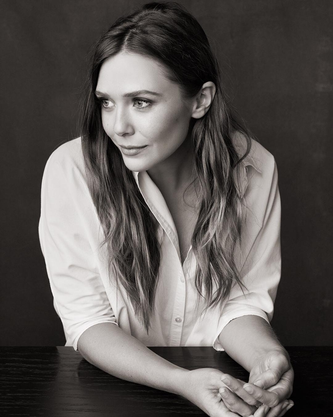 nữ diễn viên elizabeth olsen