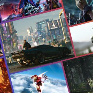 15 tựa game được mong chờ nhất năm 2020