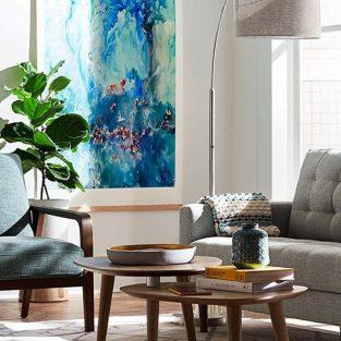 8 quy tắc trang trí nhà cửa tạo nên phong cách riêng
